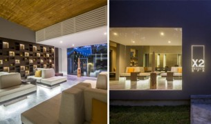 X2 Koh Samui Resort By BHMAsia is a nominee of world luxury spa awards 2017