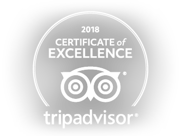X2 Koh Samui receives Certificate of Excellence - Hall of Frame - Tripadvisor 2014-2018