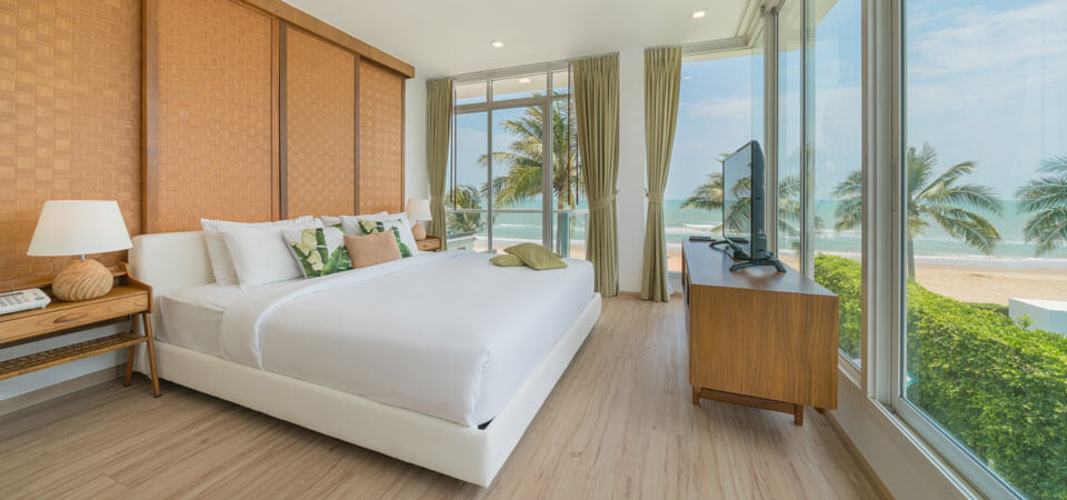 7X2-Hua-Hin-LeBayburi-Pranburi-Villa-Scandinavian-Vacation-Master-bedroom1