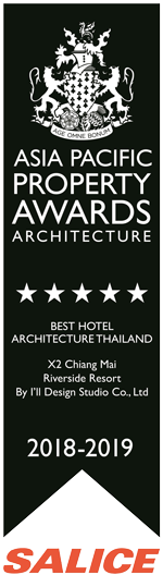 Asia Pacific Property Awards Architecture - Best Hotel Architecture Thailand 2018-2019
