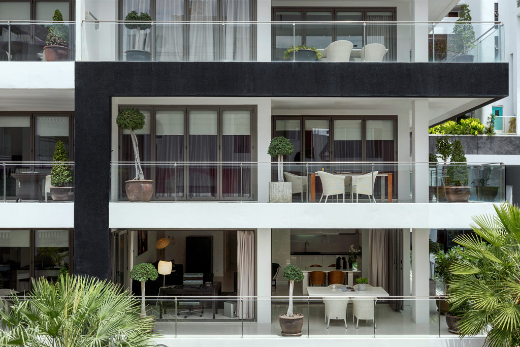 BYD Lofts by X2-Exterior