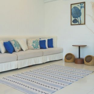 X2 Hua Hin LeBayburi-Pranburi Villa-Mediteranean Retreat Villa-Living Room
