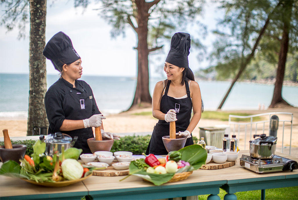 X2 Khao Lak Anda Mani Resort-Thai Cooking Class